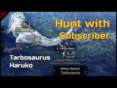 With Subscriber Tarbo Salju Haruko - Durango Wild Lands