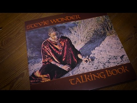 STEVIE WONDER --- You Are The Sunshine Of My Life (vinyl)