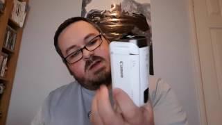 Canon Legria HF R706 Unboxing