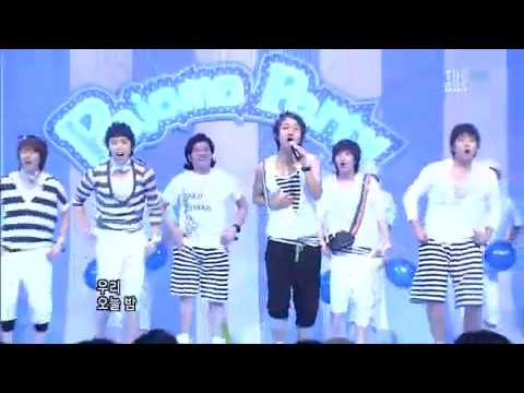 Super Junior - H - Pajama Party (live) video