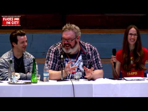 Game of Thrones Kristian Nairn on Hodor