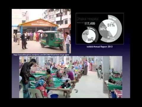 Dr. Daniel Leung - Diarrheal Disease Research in Bangladesh
