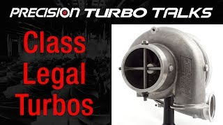 Precision Turbo Class Legal Turbochargers