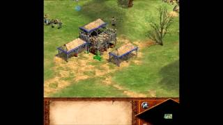 Age Of Empires All Villager Wood Mission