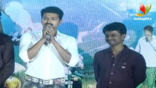 Vathikuchi - Vijay Launches Vathikuchi Audio | AR Murugados - Anjali - Dileepan | Tamil Movie