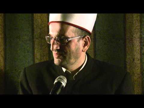 riječ, Dvije O Siriji I Problemima U Bih - Hafiz Sadrudin Išerić (28.02.2013) Hd video