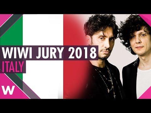 """Eurovision Review 2018: Italy - Ermal Meta e Fabrizio Moro - """"Non mi avete fatto niente"""""""
