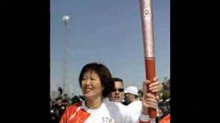 Torch Relay: San francisco