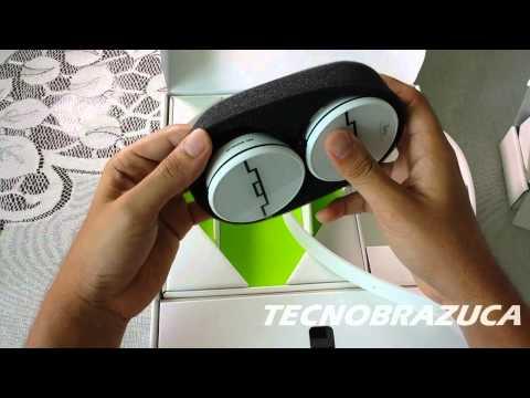 Abrindo a Caixa MOTOROLA MOTO G Music Edition (Unboxing Brasileiro)