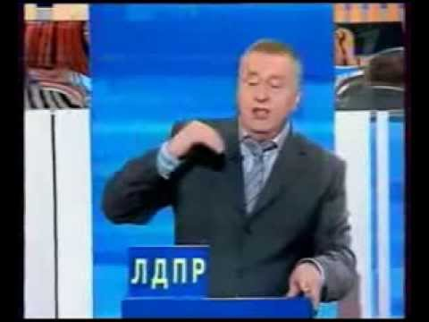 Немцов замочил Жирика на дебатах