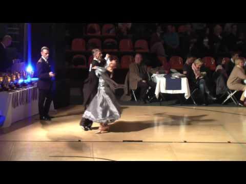 Oleg Sadyrev - Tatyana Krylova | Final Quickstep | Helsinki Open 2015