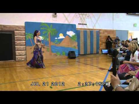 7-21-12 Belly Dancing (Medfest) @Hiawatha Pk (W Seattle) 24/31