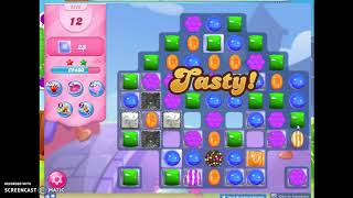 Candy Crush Level 2276 Audio Talkthrough, 3 Stars 0 Boosters