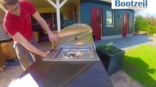 Afdekhoes grandhall barbecue en buitenkeuken