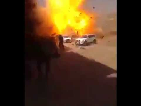 Car Bomb Explodes in Iraq - Six Car Bombs Accident