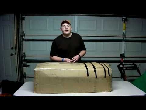 Airsoft Unboxing