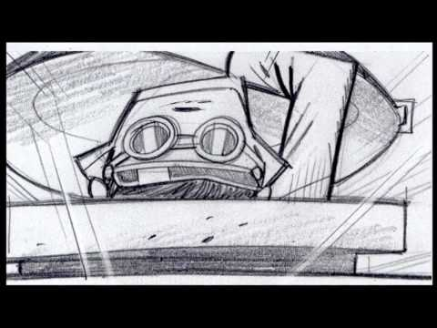 Gorillaz - Dirty Harry (Animatic)