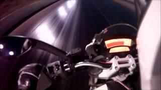 2009 Ducati Monster 696 quarter mile