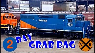 VRF 2 DAY GRAB BAG!  2 DAYS CONDENSED INTO 25 MINUTES OF VRF ACTION!