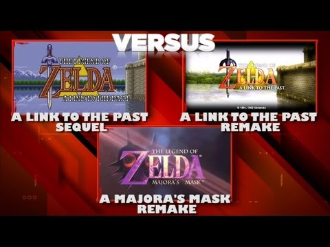 New Zelda Coming: Which Do You Want Made? - IGN Versus