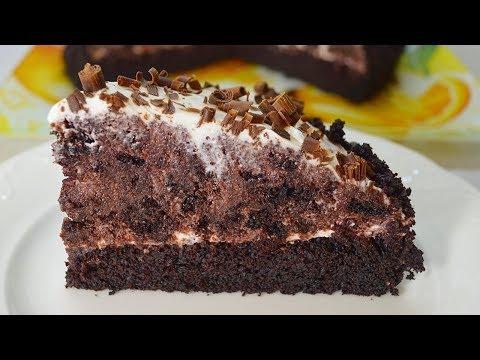 Сумасшедший пирог-торт/ Crazy Cake а-ля
