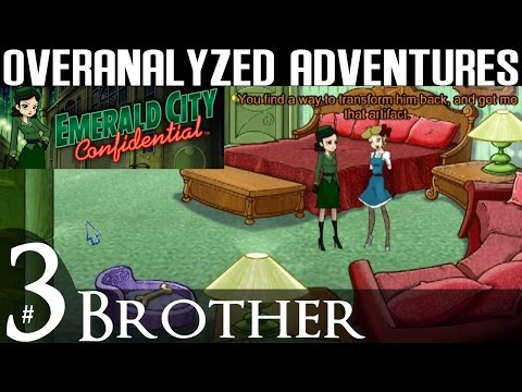 Emerald City Confidential | #3: Brother