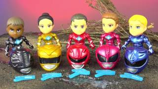 Power Rangers Movie: Which Store is Best?? Loyal Subjects Metallic Figures!