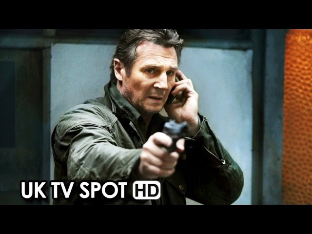 TAKEN 3 UK TV SPOT 'Find You' (2015) - Liam Neeson Movie HD