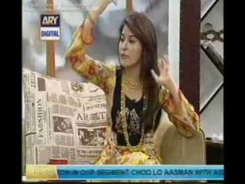 Alle Nora Beautician In Good Morning Pakistan p2.mp4