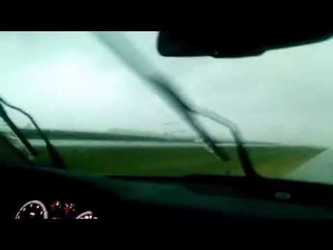 Driving into Tornado in North Dakota in late July, 2014