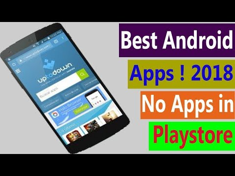 SECRET Android Apps Not On Play Store 2018 || play store app ||