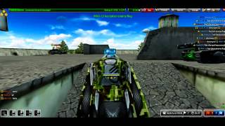 Tanki Online: Goldbox Video #2 by Draculagirl