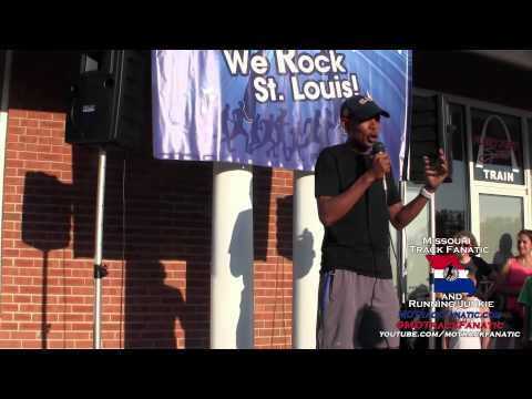 2014 Fleet Feet STL Run with Meb Keflezighi Q&A 9-3-2014