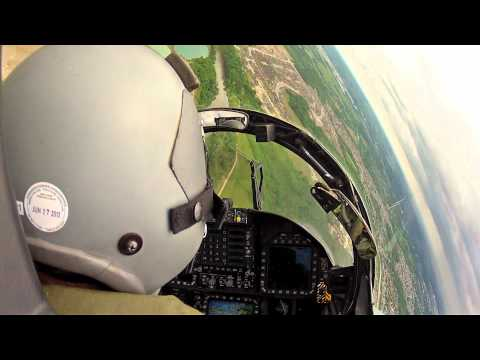 Waterloo Air Show 2012. Awesome Learn To Fly Cockpit Video. Exclusive behind the scenes access. Canadian Forces CF-18 Hornet Demonstration Team 2012. Read th...