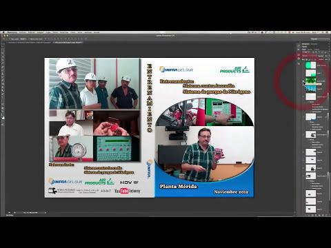 Tutorial Photoshop CS6 (Español) # 22 CAPAS, efectos, documentos PSD, filtros