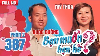 A man performs a hit of Tuan Hung to propose on knee |Quoc Cuong-My Thoa|BMHH 387