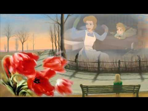 Песня о маме - клип для детей - день матери - 8 марта