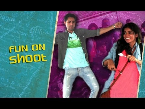 Lekar Hum Deewana Dil | Fun On Shoot | Armaan Jain & Deeksha Seth