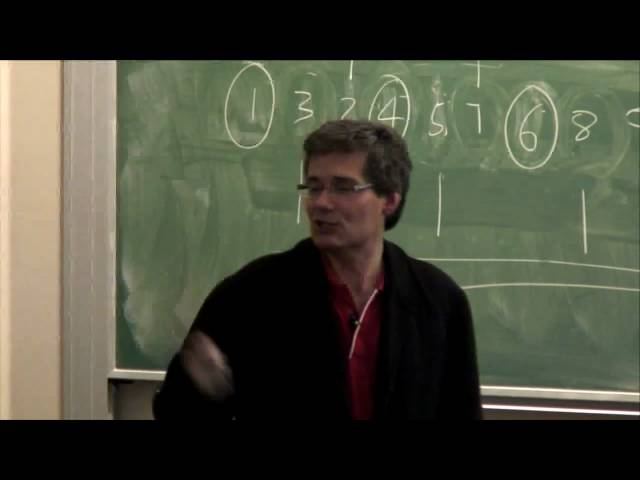 Lecture 7: Data Structures and Algorithms - Richard Buckland