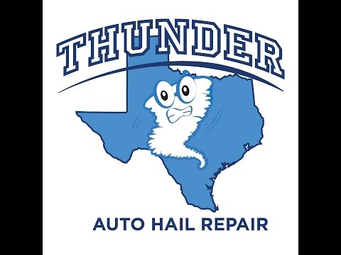 Thunder Dent Repair - Hail Damage Repair Dallas Plano. Moore OKC