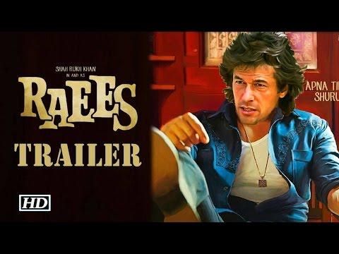 Imran khan in Raees | Raees Trailer | Imran khan vs nawaz sharif panama Leaks thumbnail