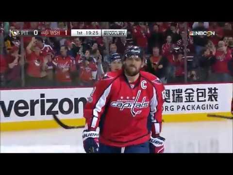 Рубеж в 1000 очков Александром Овечкеным в НХЛ пройден.