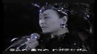Hibari Misora Midare Gami