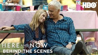 A Look Inside w/ Executive Producers Alan Ball & Peter Macdissi   Here And Now   HBO