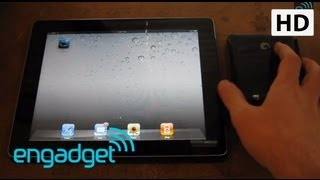 Seagate GoFlex HD & iPad app review | Engadget