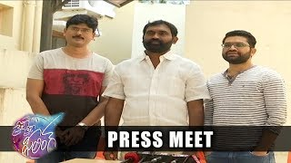 Crazy Crazy Feeling Movie Director Press Meet | Sanjay Karthik