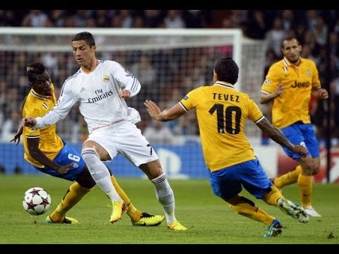 Cristiano Ronaldo ● Best Runs And Dribbles Ever 2002-2014 ● Hd video