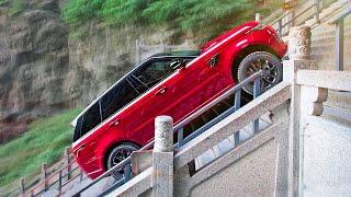 Range Rover Sport (2018) Dragon Challenge – EXTREME CLIMB