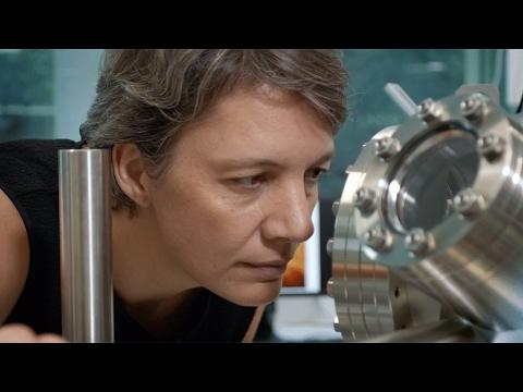 La physicienne londonienne Michelle Simmons,