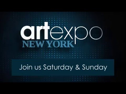 Artexpo New York 2016 - Day 2 Highlights